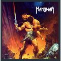 MANOWAR  - Live at Monsters of Rock, Pista de Atletismo Ibirabuera, Sao Paulo,Brazil on the 26th September 1998 - LP x 2