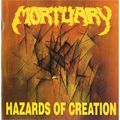 MORTUARY - Hazards Of Creation (cd) - CD