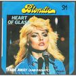 blondie heart of glass / fade away (and radiate) -corners cut-