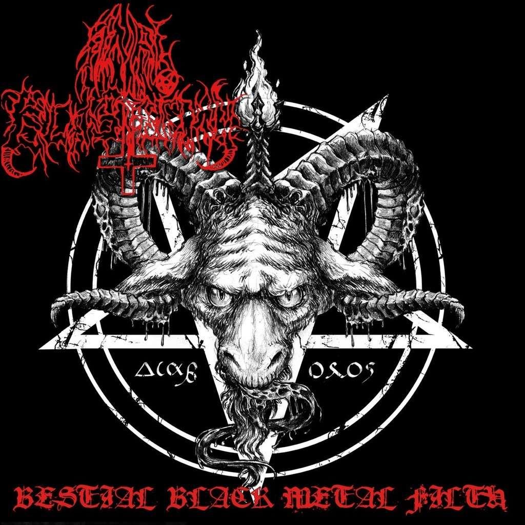 ANAL BLASPHEMY bestial black metal filth, CD en vente sur