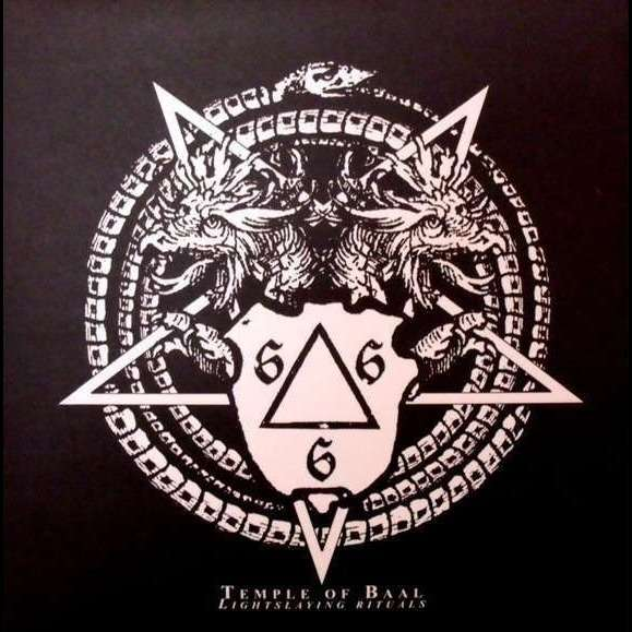 Temple Of Baal Lightslaying Rituals Lp For Sale On