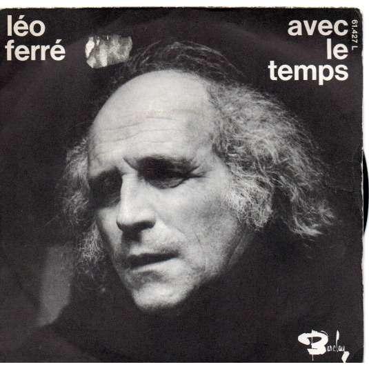 Avec le temps de Leo Ferre, EP chez fr0237 - Ref:118881136