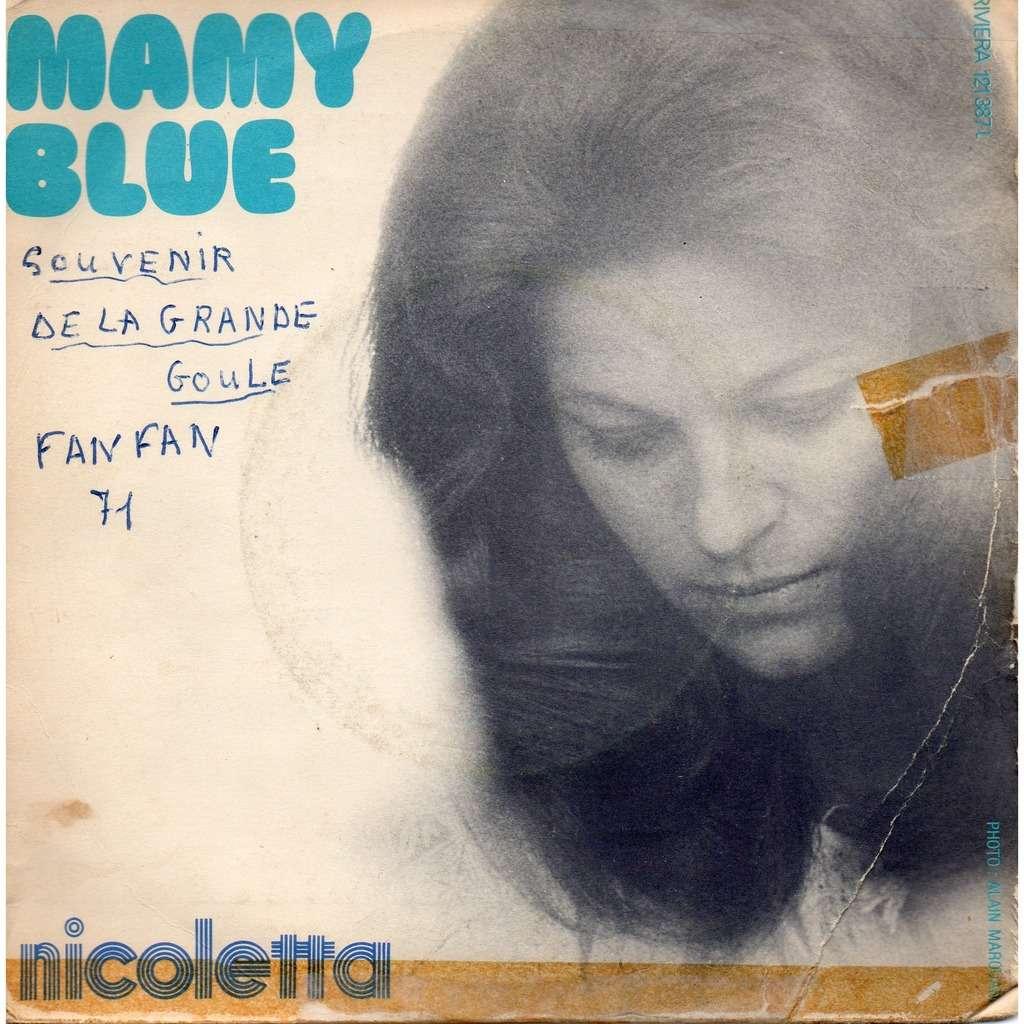 Nicoletta Blue