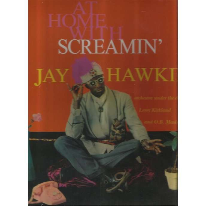 screamin' jay hawkins at home with