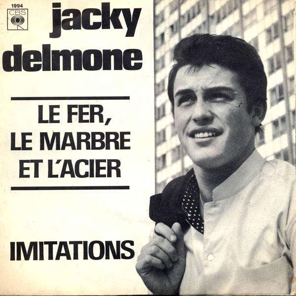 Jacky Delmone Le fer, le marbre et l'acier