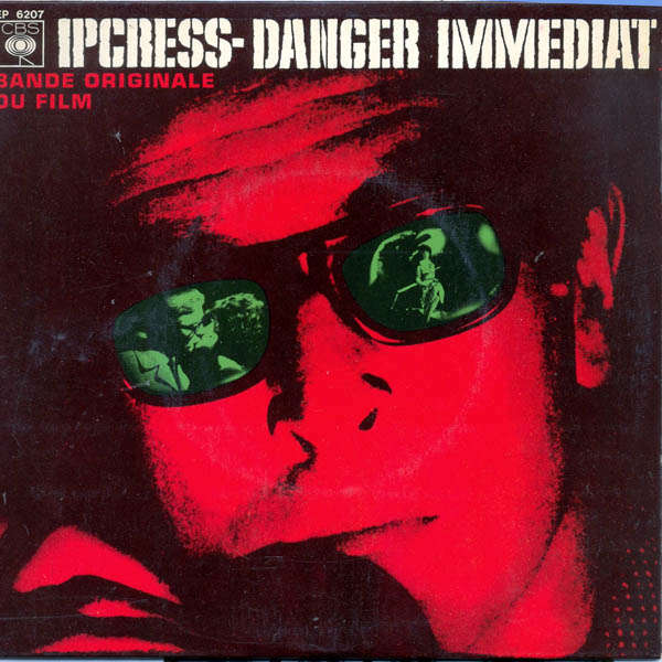 john barry b.o du film : Ipcress-danger immediat