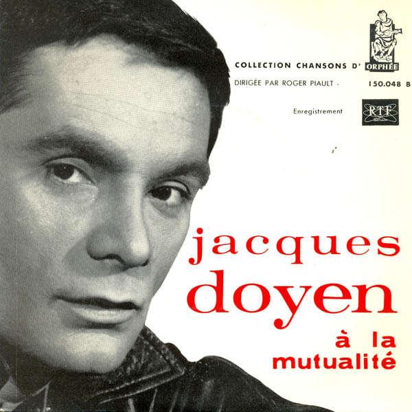 Jacques Doyen A la Mutualité
