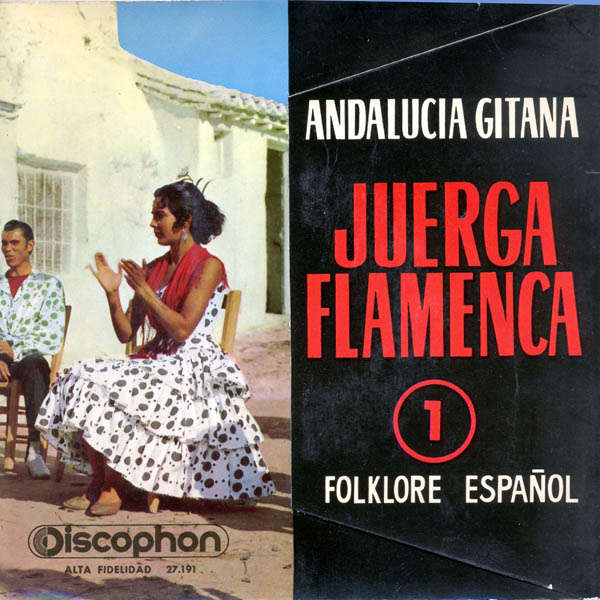 luis maravilla Juerga flamenca