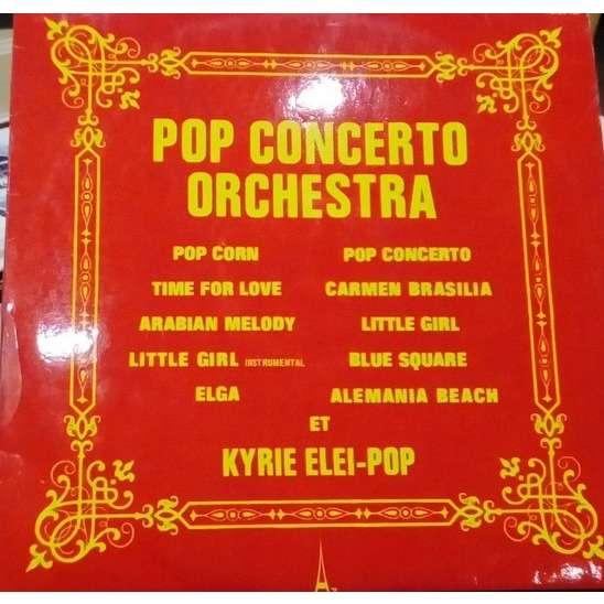 Pop Concerto Orchestra Pop Concerto Orchestra