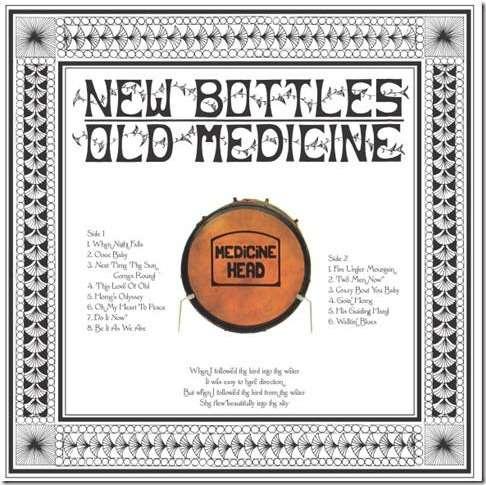 Medicine Head New Bottles Old Medicine (lp)