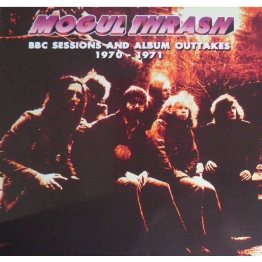 Mogul Thrash BBC Sessions And Album Outtakes 1970-1971 (lp)
