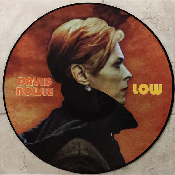David Bowie low picture disc
