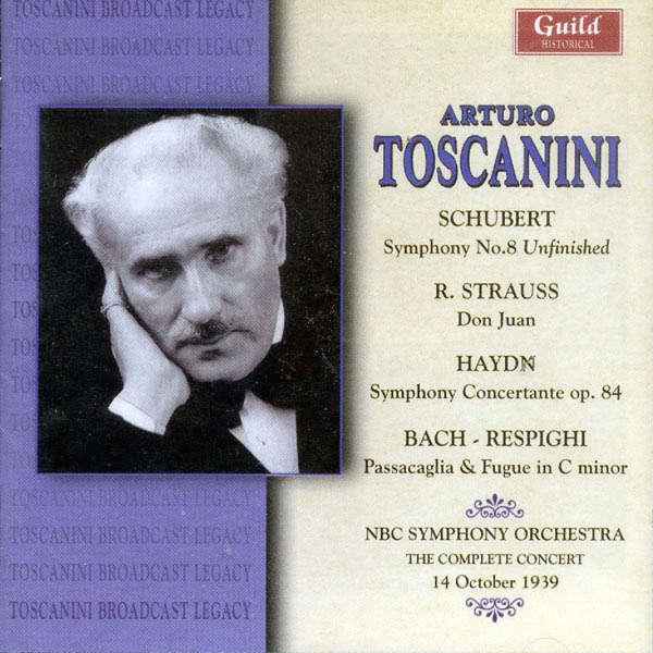 arturo toscanini The complete concert 1939