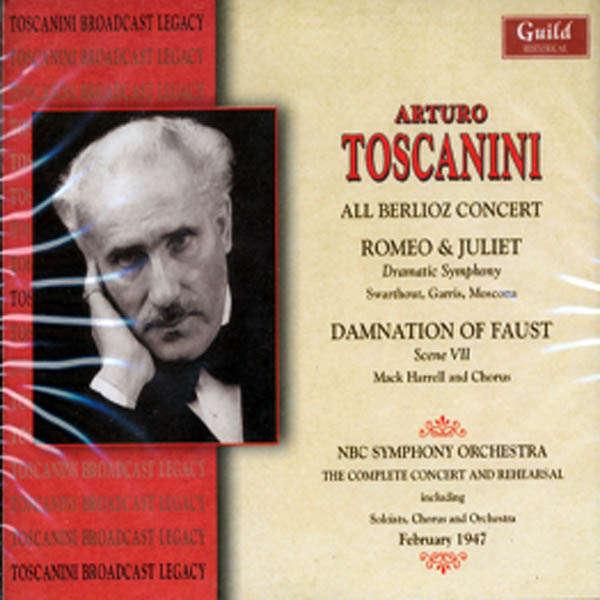 arturo toscanini The complete concert 1947
