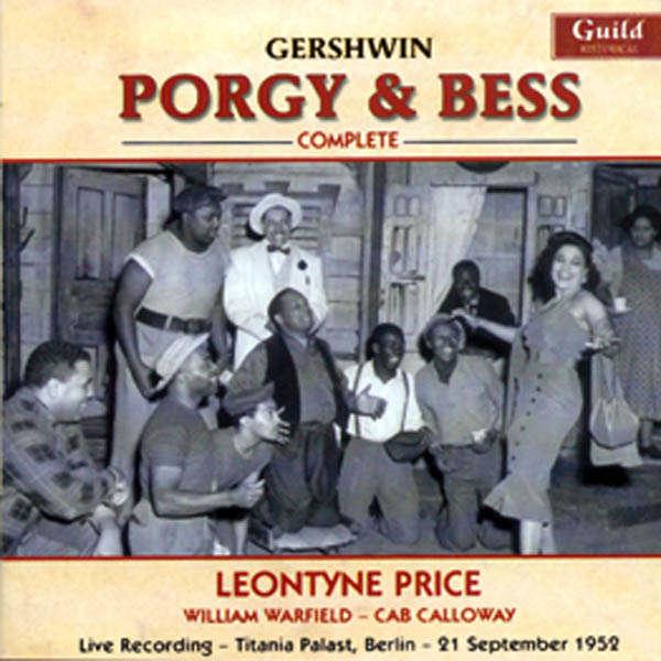 leontyne price Porgy & Bess (complete)