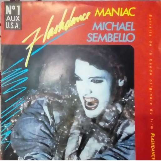 michael sembello flashdance