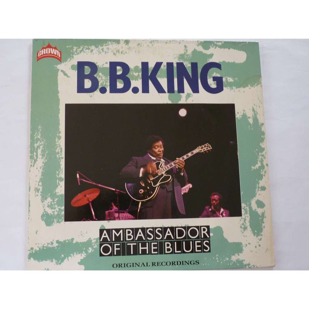 b.b. king ambassador of the blues