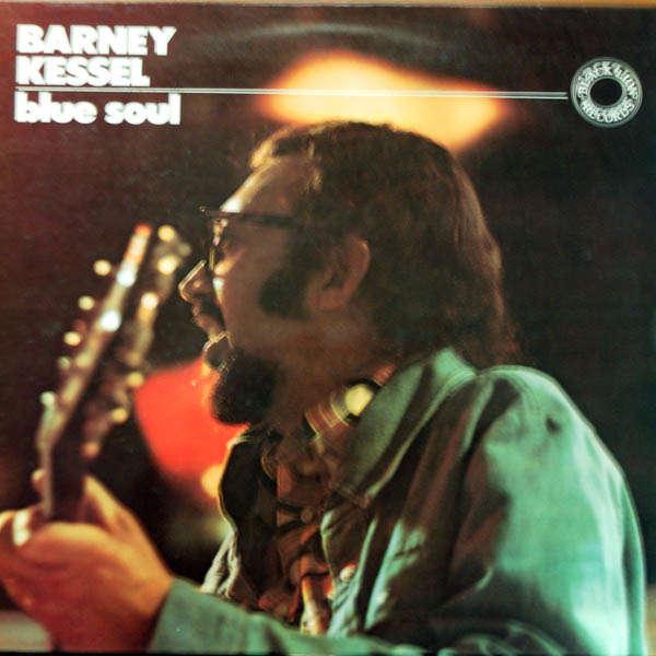 barney kessel Blue soul