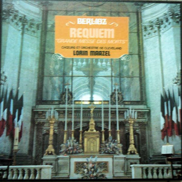 lorin maazel Berlioz : Requiem