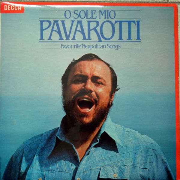 luciano pavarotti Favourite neapolitan songs