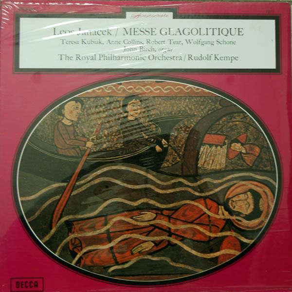 rudolf kempe Janacek : Messe glagolitique
