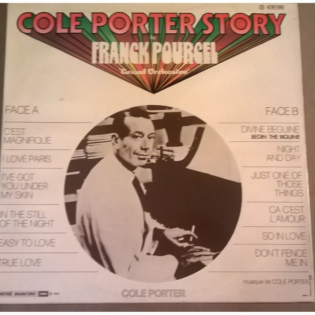 Franck Pourcel Grand Orchestre Cole Porter Story