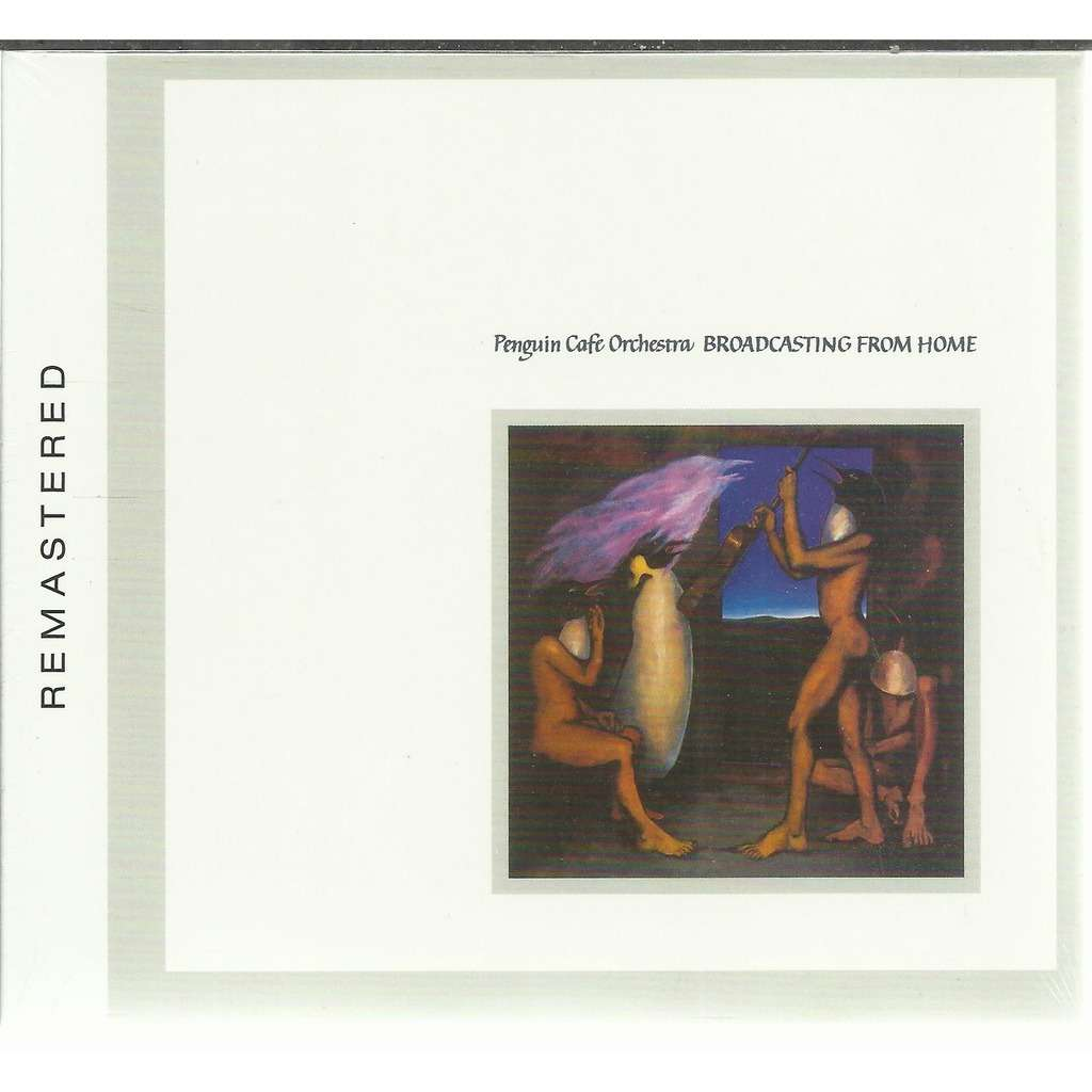 PENGUIN CAFE ORCHESTRA BROADCASTING FROM HOME