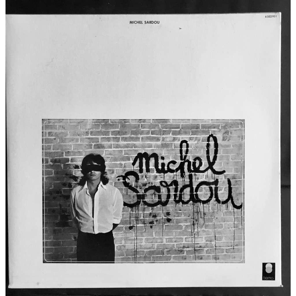 MICHEL SARDOU MICHEL SARDOU ( Danton ) Pochette Ouvrante Avec Rabat )