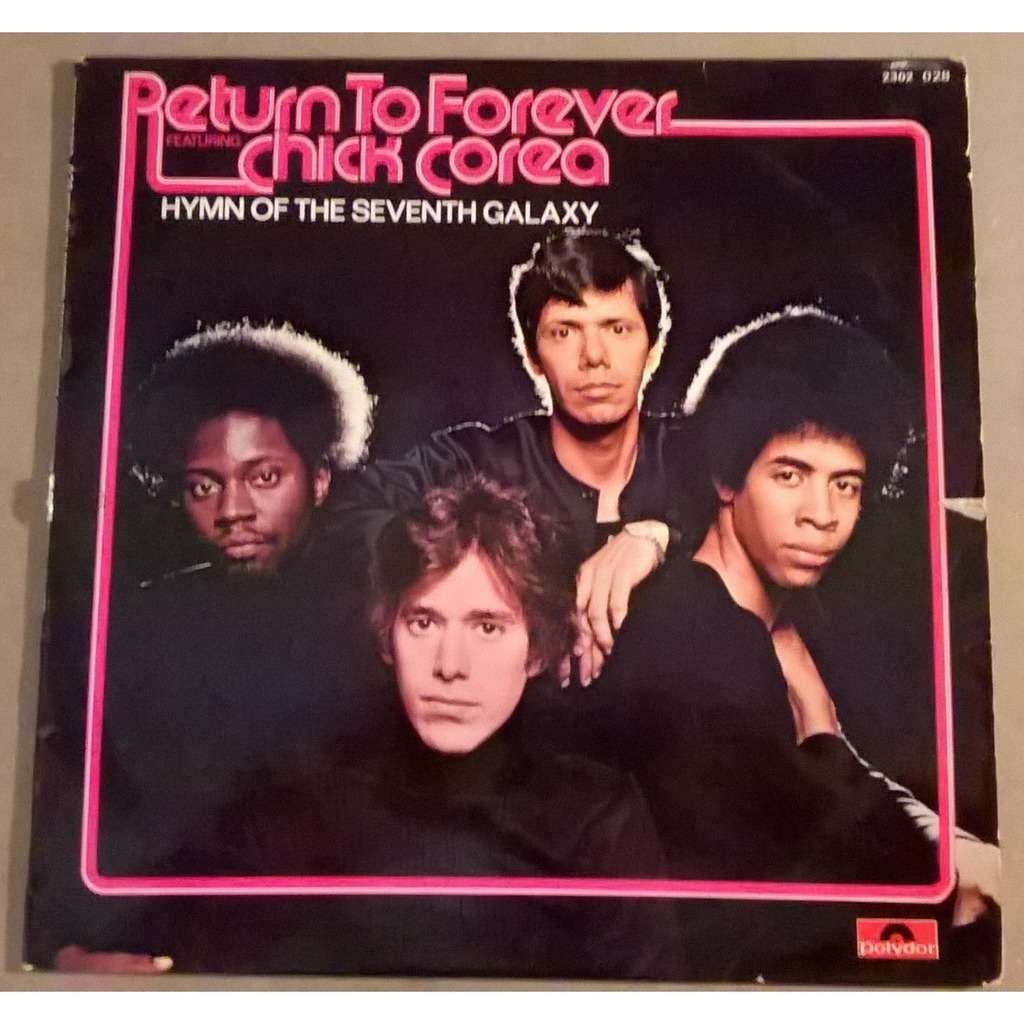 Hymn of the seventh galaxy by Return To Forever Featuring ...