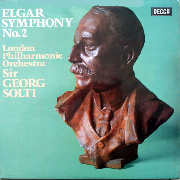 georg solti Elgar : Symphonie n°2