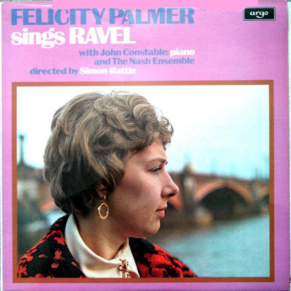 Felicity Palmer sings Ravel