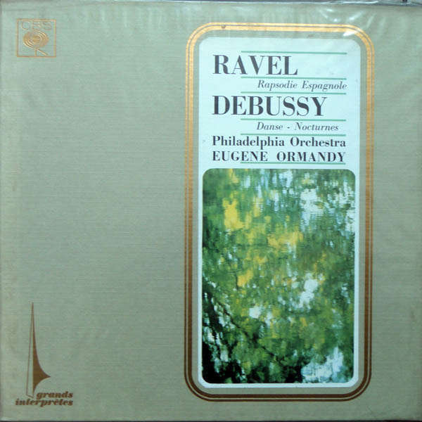 eugene ormandy Ravel - Debussy