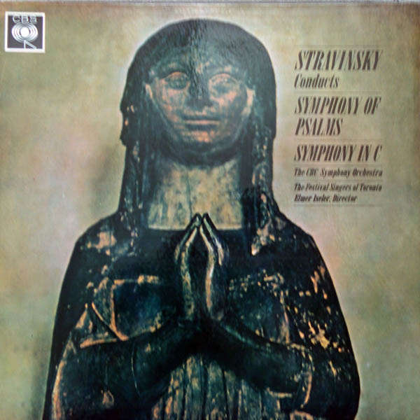 igor stravinsky Stravinsky : Symphony of psalms