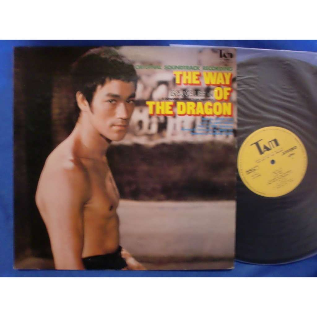 bruce lee the way of the dragon (o.s.t.)