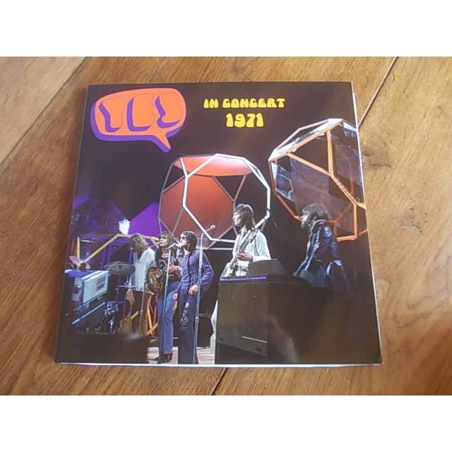 Yes in concert 1971
