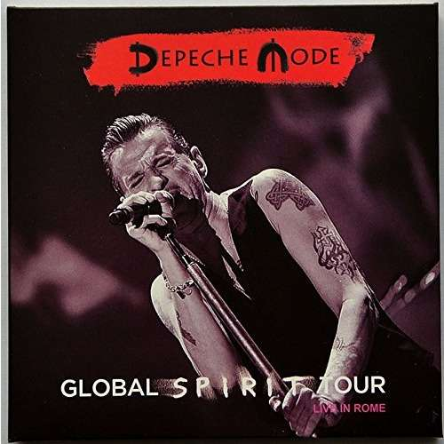 Live in rome italy 2017 global spirit tour de depeche mode - Depeche mode in your room live 2017 ...