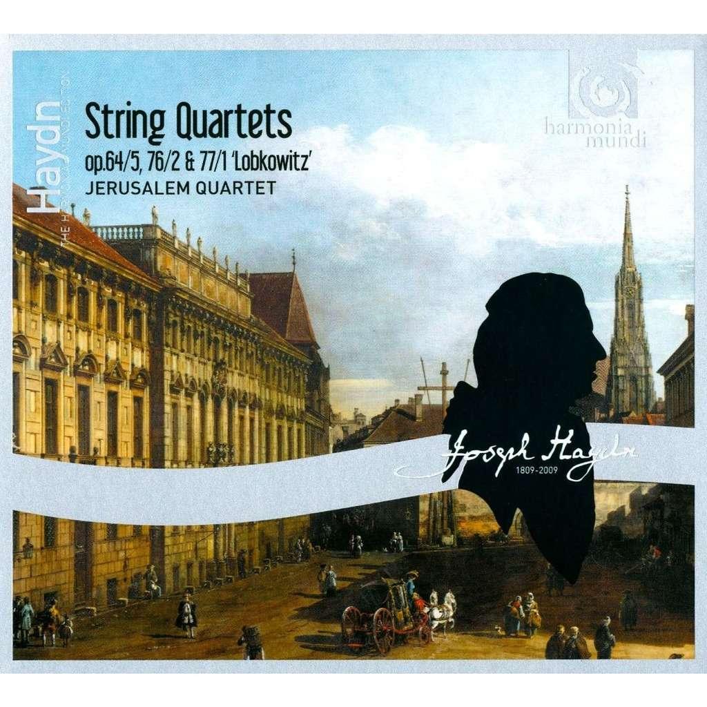 Haydn, Joseph String Quartets / Jerusalem Quartet