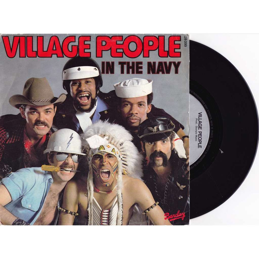 Village People In the navy / Manhattan women