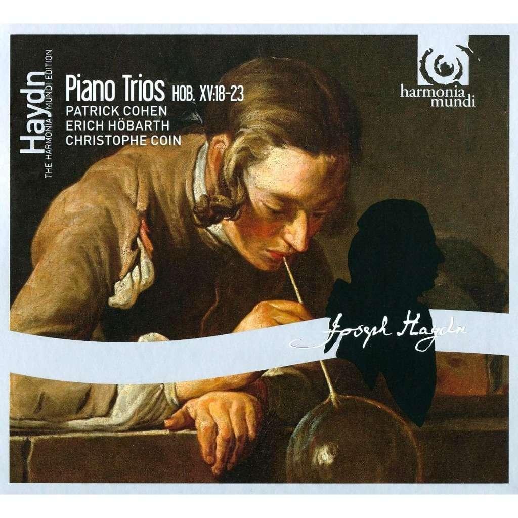 Haydn, Joseph Piano Trios / Patrick Cohen, Christophe Coin, Erich Höbarth