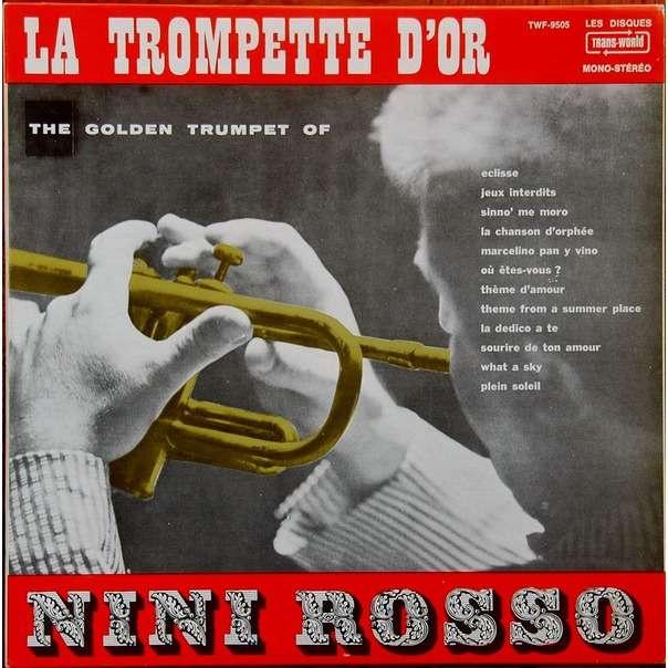 nini rosso la trompette d'or