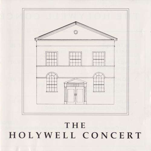 Lol Coxhill, George Haslam, Howard Riley... The Holywell Concert