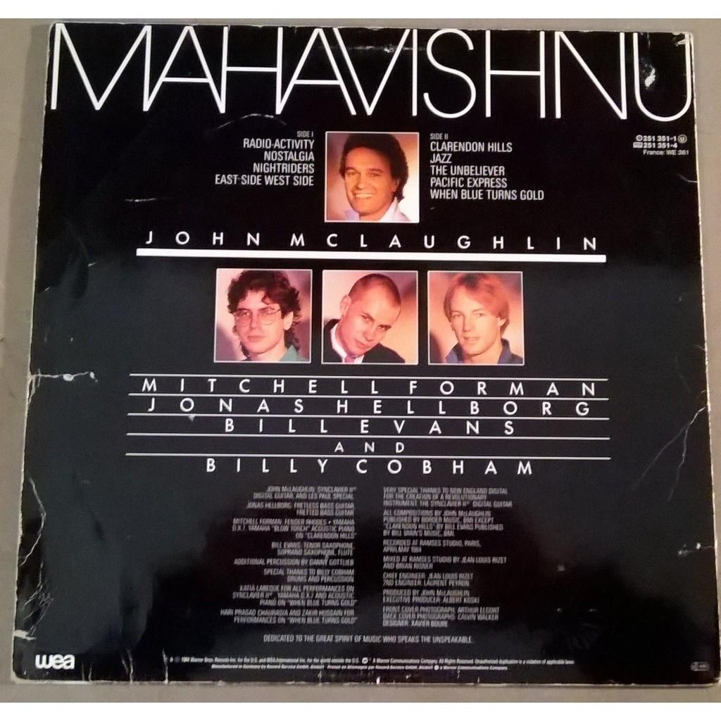Mahavishnu Mahavishnu