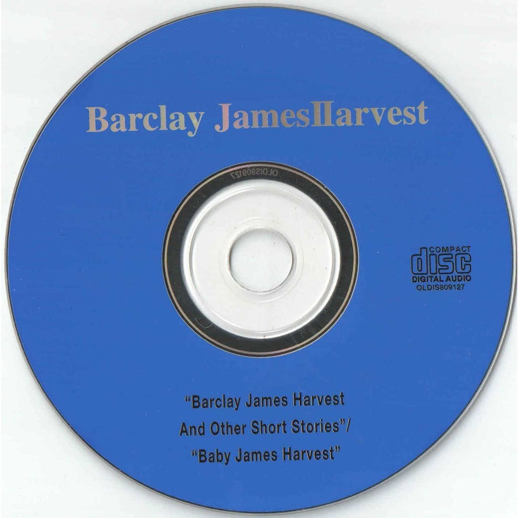 barclay james harvest And Other Short Stories / Baby James Harvest
