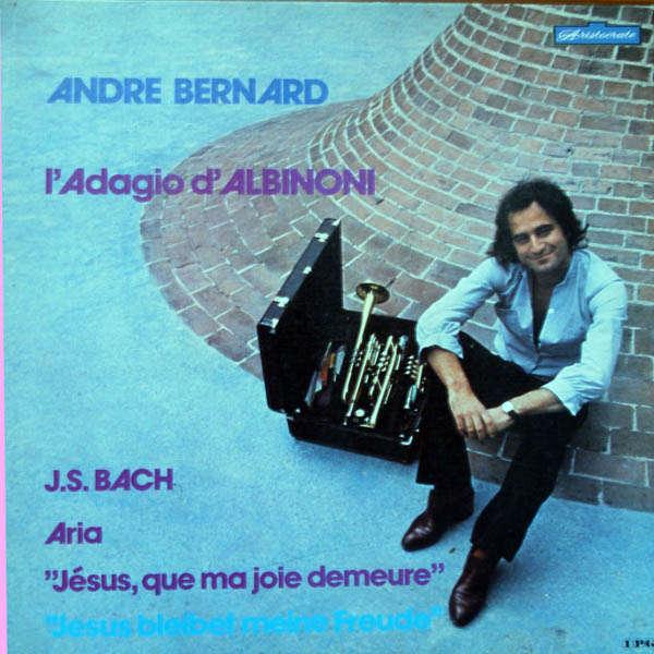 André Bernard Récital de trompette