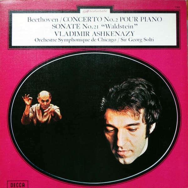 vladimir ashkenazy beethoven : Concerto piano n°2