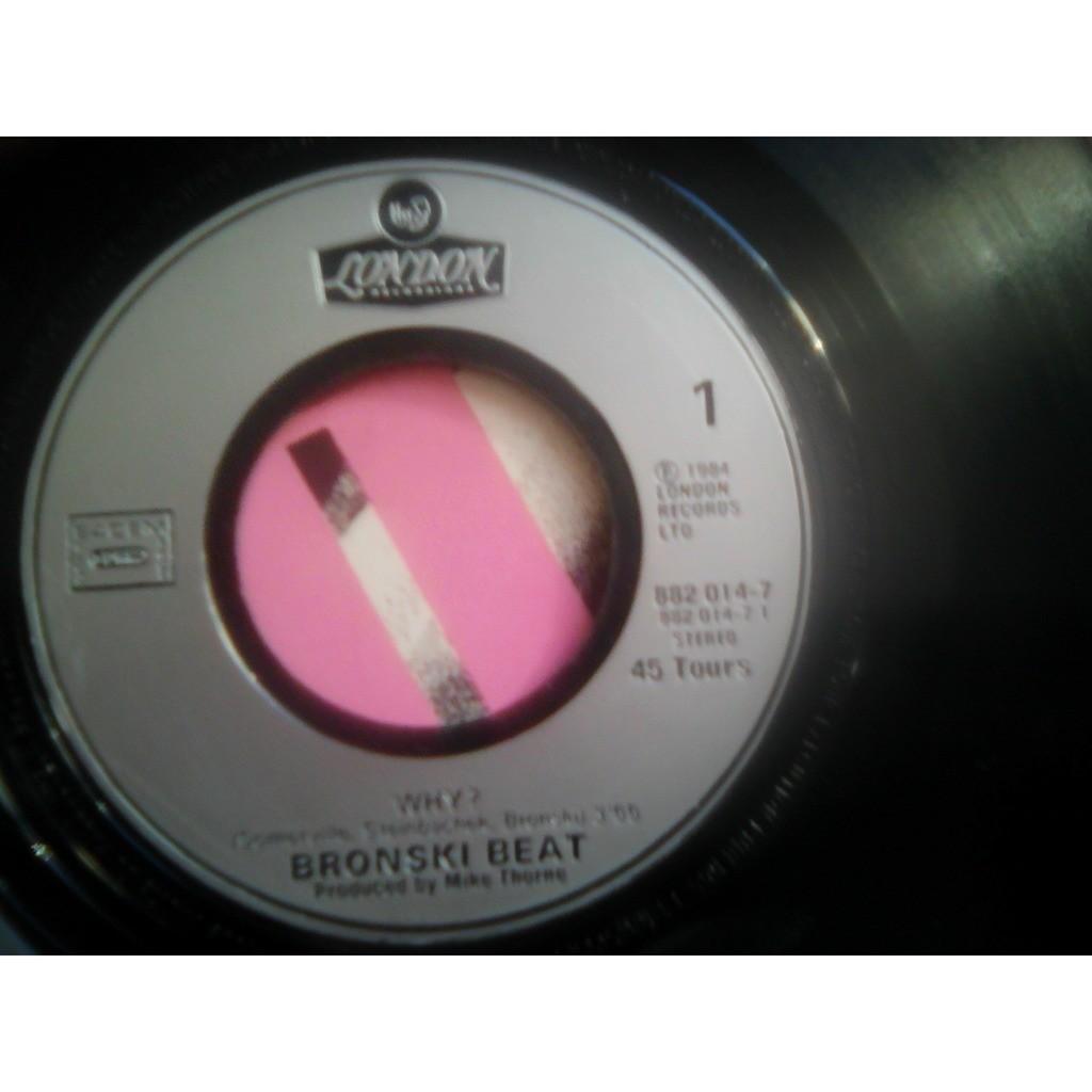 Bronski Beat - Why? (7) Bronski Beat - Why? (7)