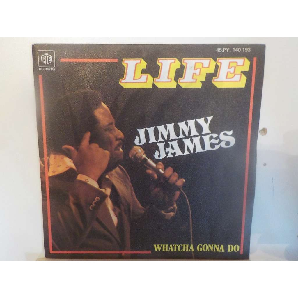 jimmy james life / whatcha gonna do