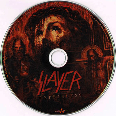 SLAYER Repentless CD+BRD DIGIPAK