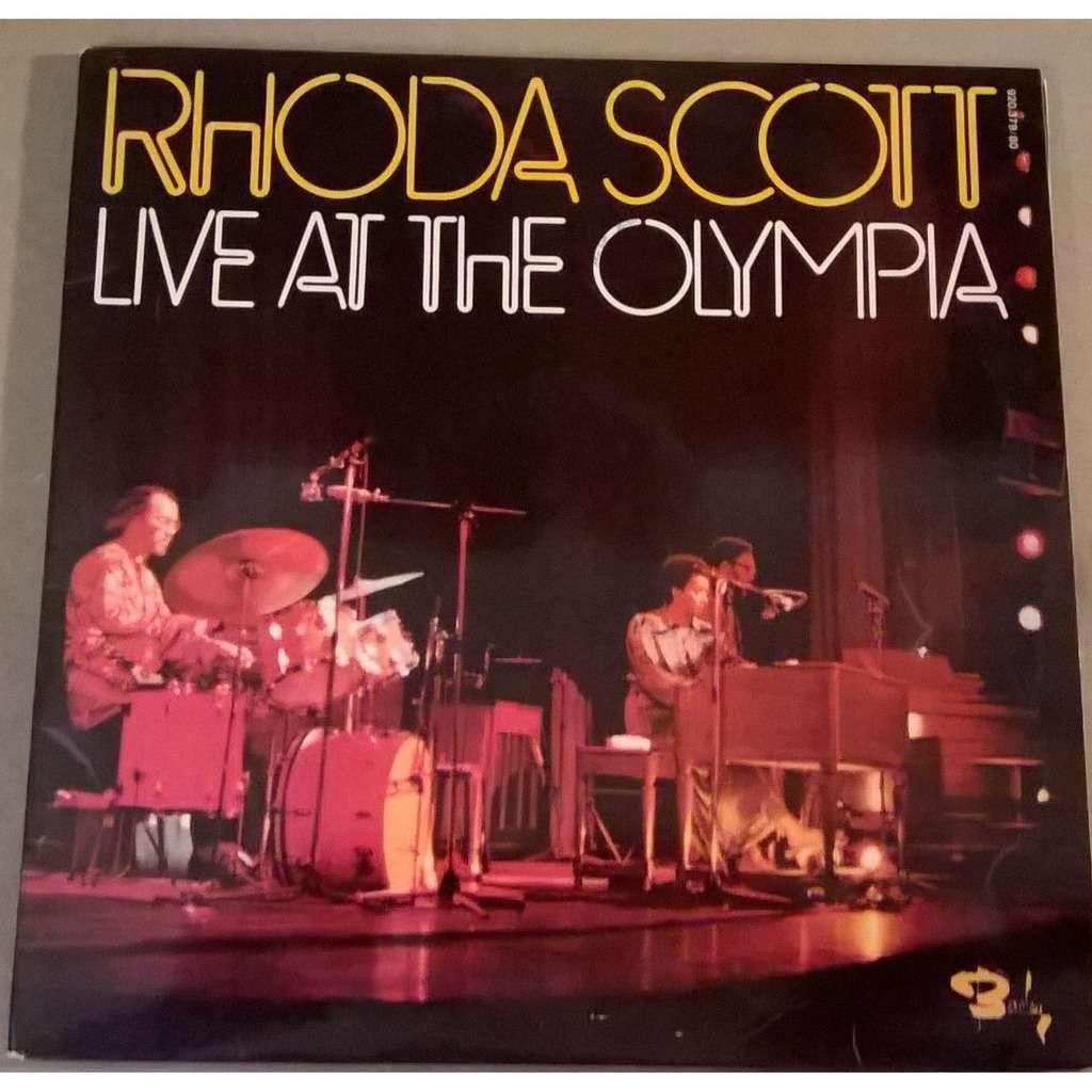 Rhoda Scott Live At The Olympia
