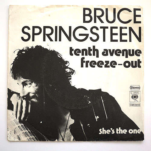 bruce springsteen TENTH AVENUE FREEZE-OUT